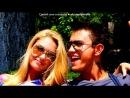 «Со стены Павел Прилучный и Агата Муцениеце» под музыку Закрытая школа 4 сезон - Лиза и Макс. Picrolla